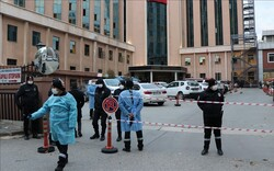 8 COVID-19 patients killed in hospital fire in south Turkey