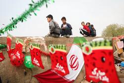 ۱۵۰۰ بسته یلدایی در میان کودکان کارتوزیع شد