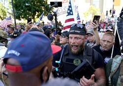 ترامپ: اعتراضات بزرگی در واشنگتن دی.سی در راه است/آنجا باشید، وحشی خواهیم بود
