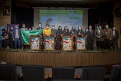 İran'da hemşireler takdir edildi