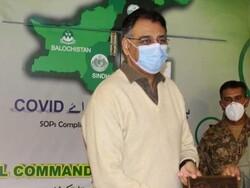 پاکستان میں کورونا وائرس کی برطانوی قسم تیزی سے پھیل رہی ہے