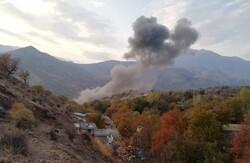 Turkish aircraft bomb 8 villages in Iraqi Kurdistan