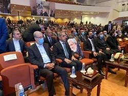 حفل تكريمي لقادة النصر والتحریر في البرلمان العراقي