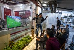 تماشای فینال لیگ قهرمانان آسیا در کرمان