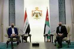 نخست وزیر عراق با پادشاه اردن دیدار کرد