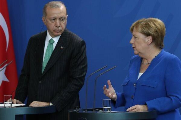 اردوغان: رابطه جدیدی با اتحادیه اروپا میخواهم