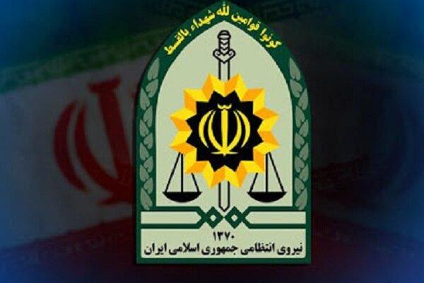 İran'ın güneyinde bir terör çetesi çökertildi