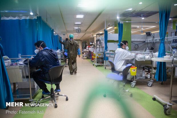 İran'da 1 milyon337 bin 877 korona hastalığını yendi