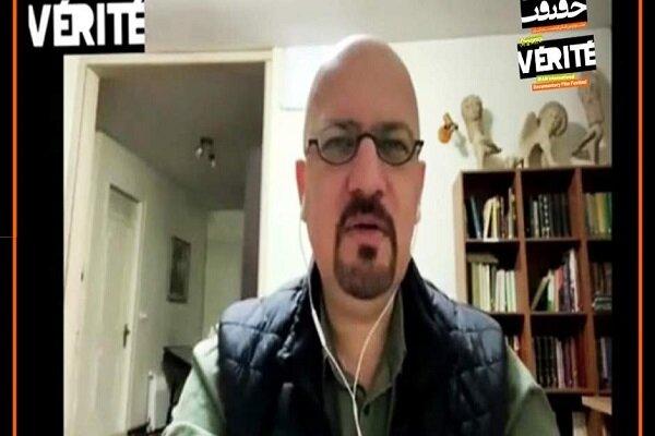 Mehrdad Oskouie holds masterclass in 'Cinema Verite'