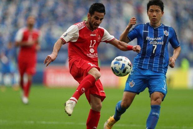 Persepolis, Şampiyonlar Ligi'nde Asya ikincisi oldu