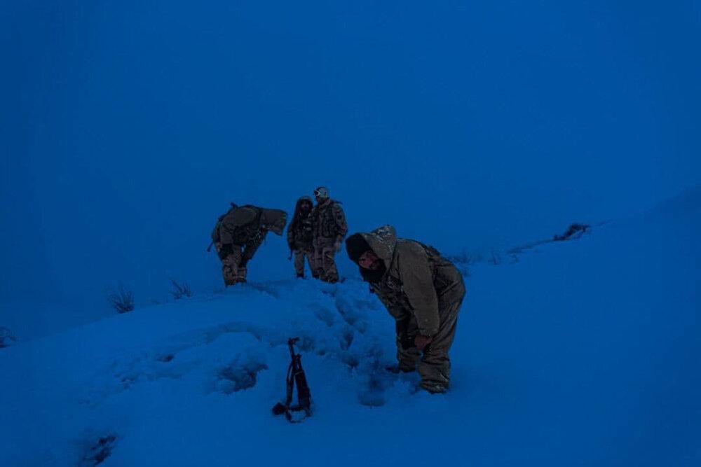 روایت تعقیب کاروان مواد مخدر در کوهستان/ از مرزبانان چه میدانیم؟