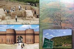 گام های آخر ثبت جهانی دیوار تاریخی گرگان/ تصویربرداری هوایی انجام می شود