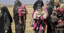 ئەڵمانیا 3 ژنی داعشی و 12 منداڵ لە کوردستانی سووریا دەگەڕێنێتەوە