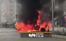 انفجاری مهیب غرب کابل را لرزاند