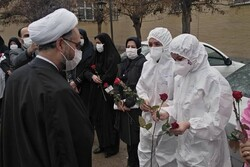 تجلیل مسجدیها از پرستاران