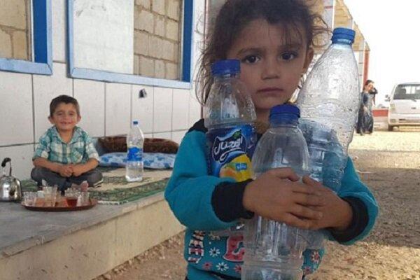 Türkiye, Suriye'de sivillerden içme suyunu bile esirgiyor