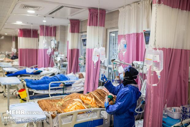 پرستار فرشته رحمت بیمار است