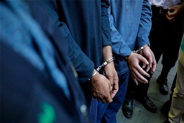 دستگیری متهمی که ۶۷۹ سند صوری خسارت ثبت کرده بود