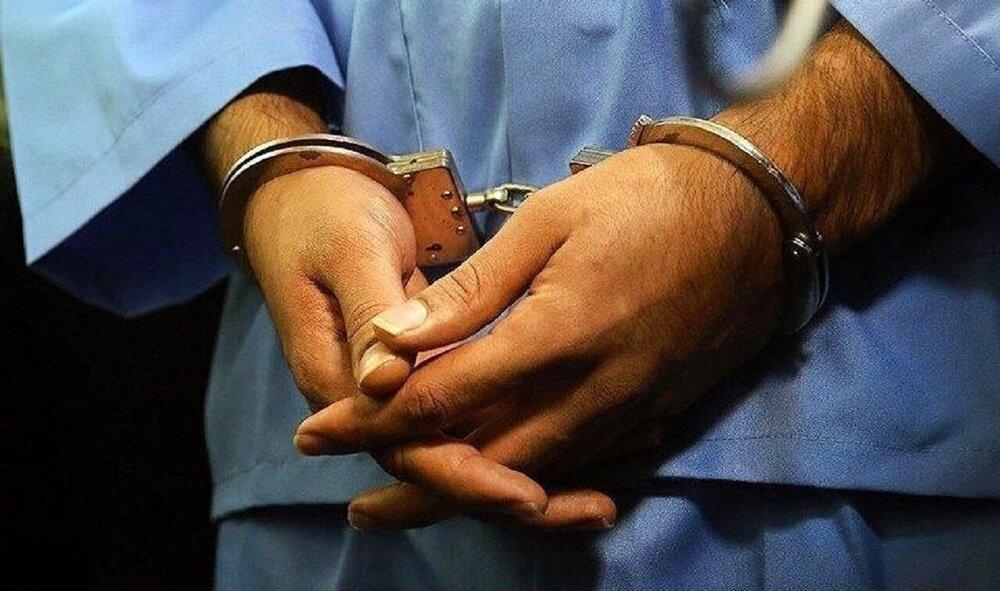 دستگیری مالخر تلفن همراه در جنوب تهران