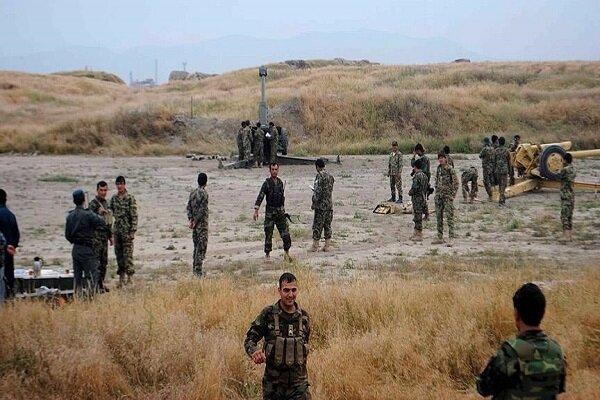 ۹ نظامی افغانستان در حمله طالبان کشته و ۱۶ تَن اسیر شدند