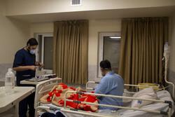 بستری ۳۷ بیمار کرونایی در بیمارستانهای البرز