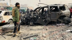 انفجار خونین در کابل