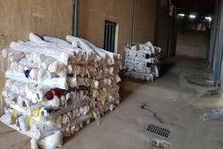 ۱۵ میلیارد ریال کالای قاچاق در استان سمنان کشف شد