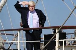 واکنش جانسون به شیطنت ناوشکن انگلیس در آب های روسیه