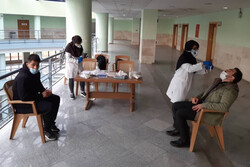 کرونا در آذربایجان غربی رکورد زد/انجام ۲۷۰۰ تست در ۲۴ ساعت گذشته