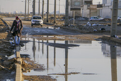 ۳۰ درصد مشکلات آبگرفتگی اهواز با لایروبی حل میشود