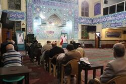 مراسم یادبود شب سوم مرحوم محمدسعید جباری