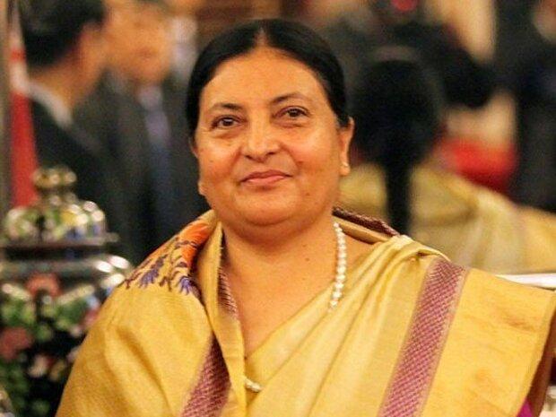 نیپال کی صدر نے پارلیمنٹ تحلیل کردی