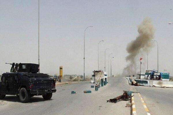 Bomb blasts on way of intl. coalition logistic convoy in Iraq