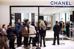 سهم چین از خرید کالاهای لوکس جهان ۲ برابر شد