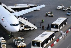 پروازهای فرودگاه مشهد به روال عادی بازگشت