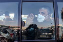 وزیر راه وارد استان سمنان شد/ آغاز سفری ۲ روزه