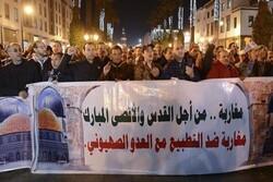 عدم تمایل مغرب به مراسم علنی توافق با تل آویو