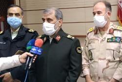 نیروی انتظامی هیچ مماشاتی با هنجارشکنان و اراذل و اوباش ندارد
