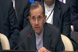 JCPOA cannot be linked to any other issue: Iran UN Envoy