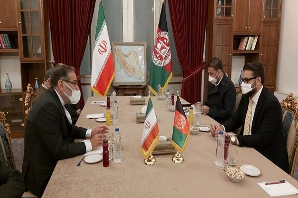 Tehran, Kabul security officials discuss Afghan peace process