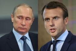 پوتین و ماکرون خواستار تلاش جمعی در راستای صیانت از برجام شدند