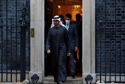 رشوه ولی عهد ابوظبی به سازمان دیده بان حقوق بشر