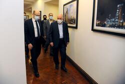 Iran's Zanganeh meets with Azerbaijani energy min.