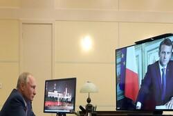 Putin, Macron stress need to preserve JCPOA