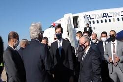 ممانعت تونس و الجزایر از عبور هواپیمای اسرائیلی