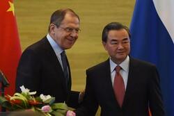 تاکید چین بر اهمیت روابط پکن-مسکو در جهان متلاطم امروزی