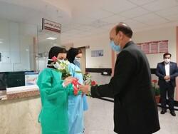 پرستاران در خط مقدم ایثارگری هستند