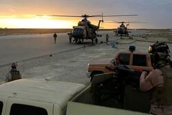 ورود شمار بیشتری از نظامیان آمریکایی به پایگاهی در اربیل