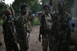 Rebels in Central African Republic take key city