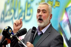 Hamas leader warns Zionists over recent unrests in Quds
